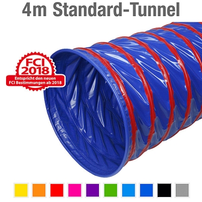Agility-Tunnel 4m